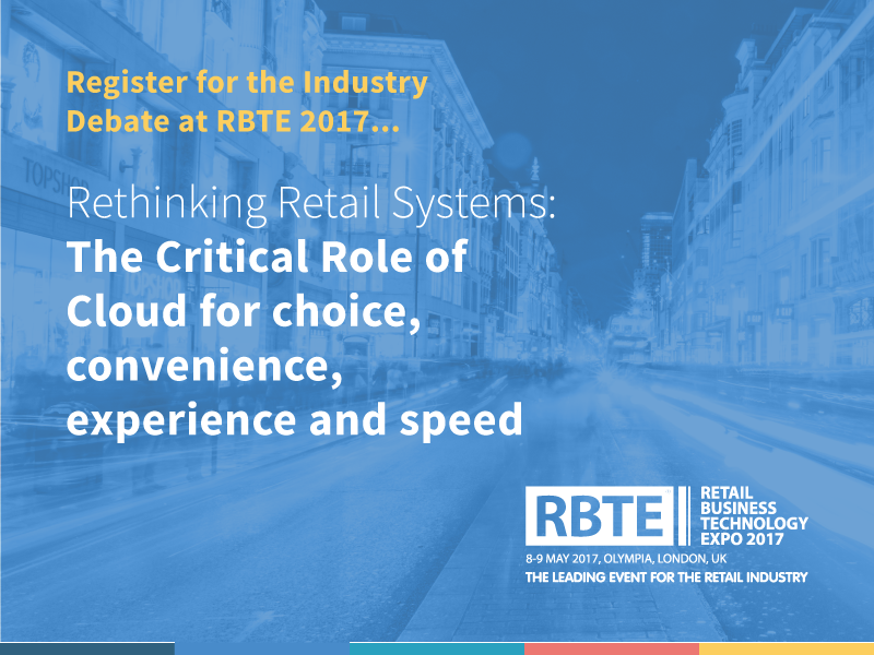 RBTE 2017 Industry Leaders Host Panel Cloud Debate