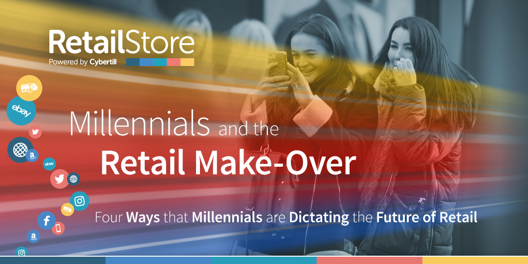 Four Ways that Millennials are Dictating the Future of Retail