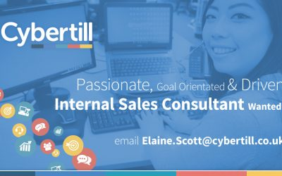 Internal Sales Consultant