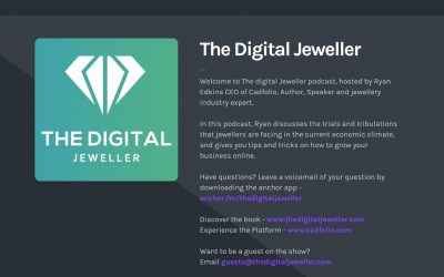 Jewellery Retail – Podcast with The Digital Jeweller