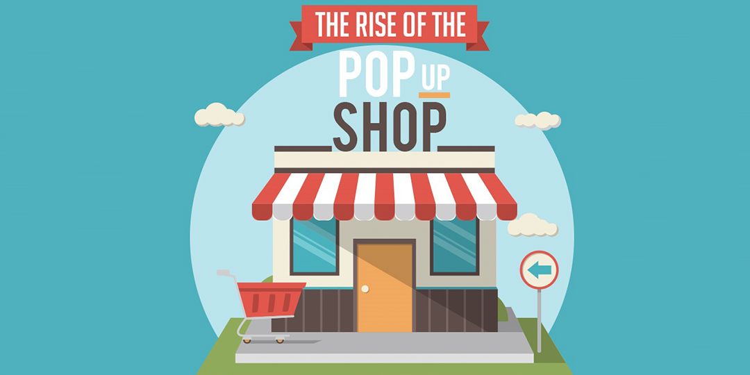 The rise and rise of the pop-up store
