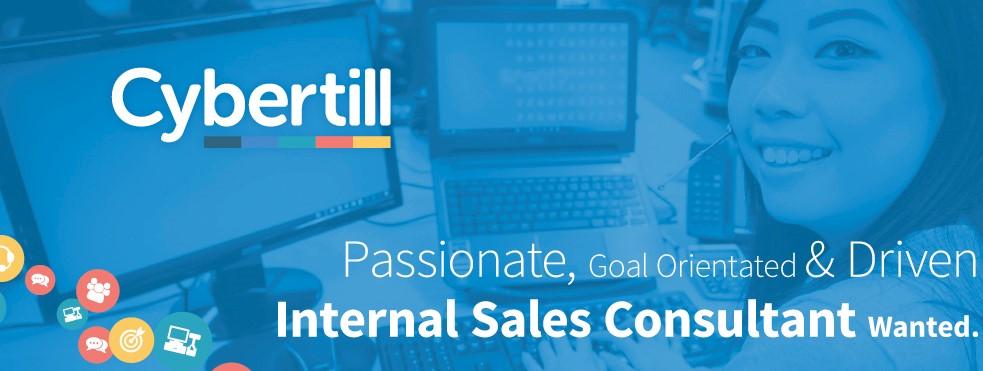 Internal Sales Consultant