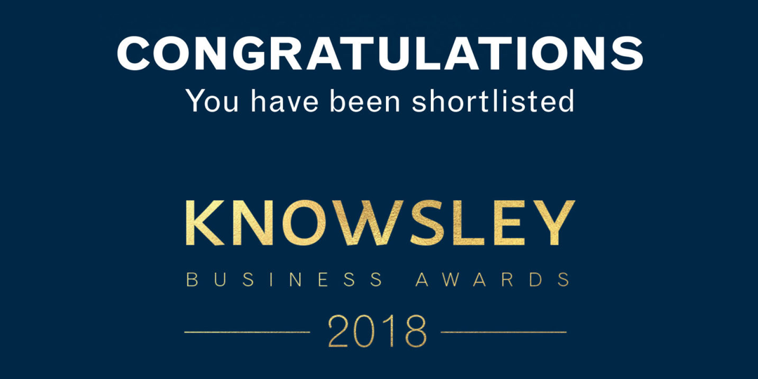 Cybertill Shortlisted for the Knowsley Business Awards 2018!